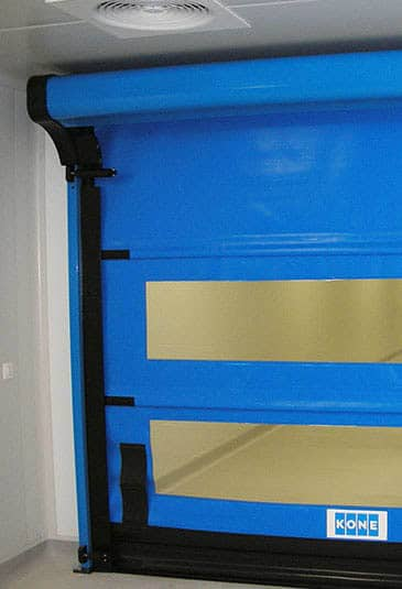 KONE hermetic doors can be customized for ex&le for medical centersu0027 needs. & KONE High-speed Doors - KONE Australia pezcame.com