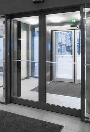 Automatic Sliding Doors KONE Australia
