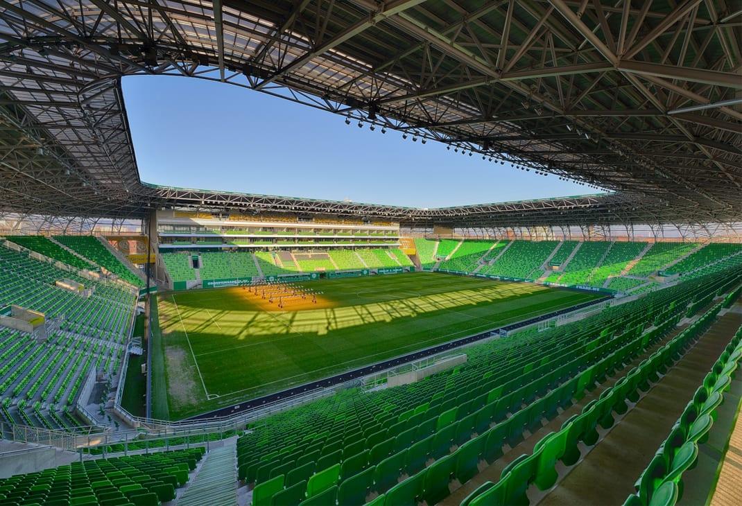 ผลการค้นหารูปภาพสำหรับ Groupama Arena