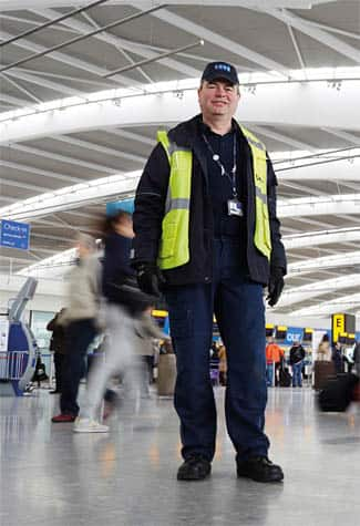 Keeping Heathrow airport on the move