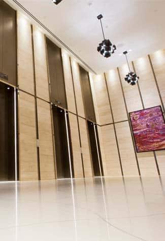 Automatic Sliding Doors   Automatic Doors - KONE Australia
